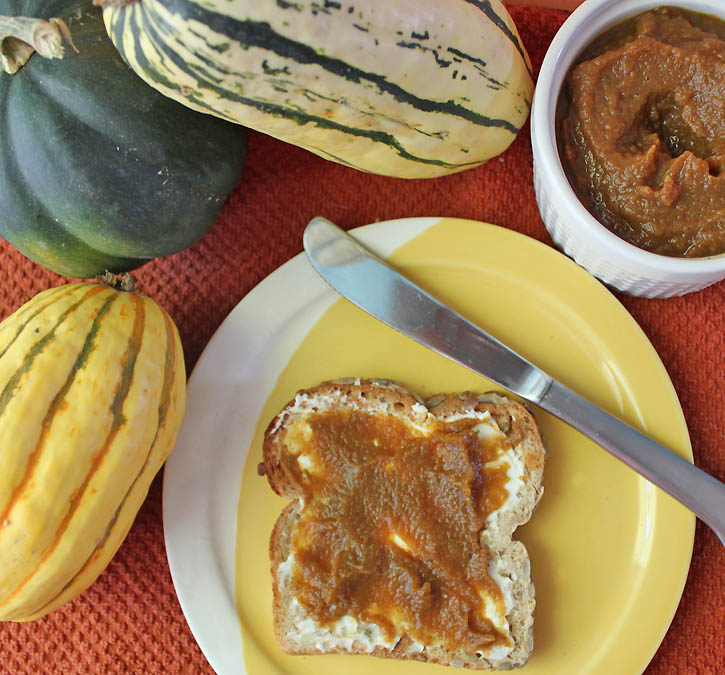 Homemade Pumpkin Butter Recipe