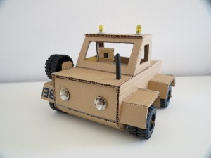 How-To: Building a Raspberry Pi WiFi Controlled Car