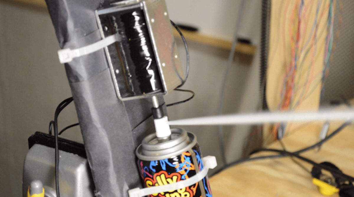 How To Make A Silly String Candy Trap For Halloween