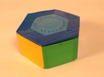 Hexagonal Board Game Storage Box