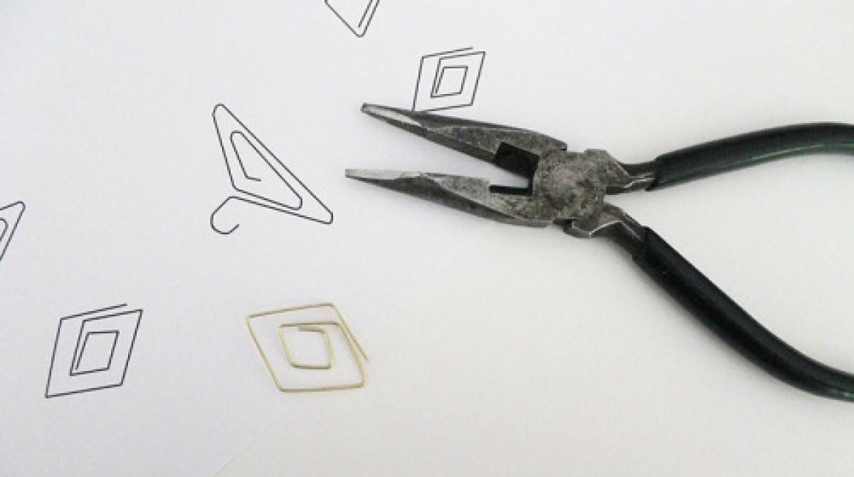 DIY Decorative Paper Clips