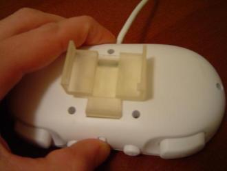 Wiimote Clip