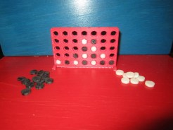 Printable Connect Four Game