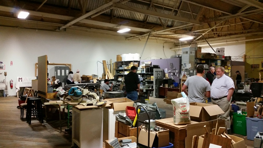 A visit with Make Lehigh Valley