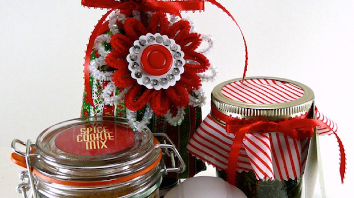 Flashback: Make Herb & Spice Mix Gifts