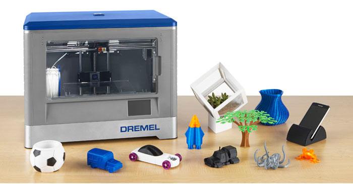 Dremel Idea Builder 3D Printer Giveaway: The Winner Announced!