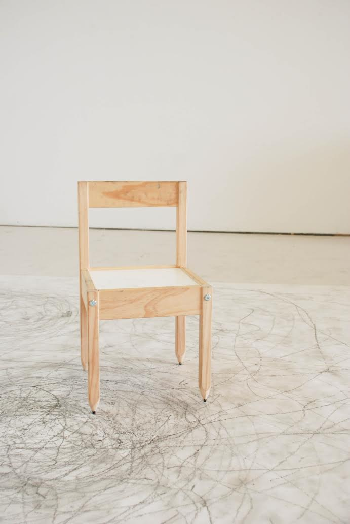 The Drawing Chair