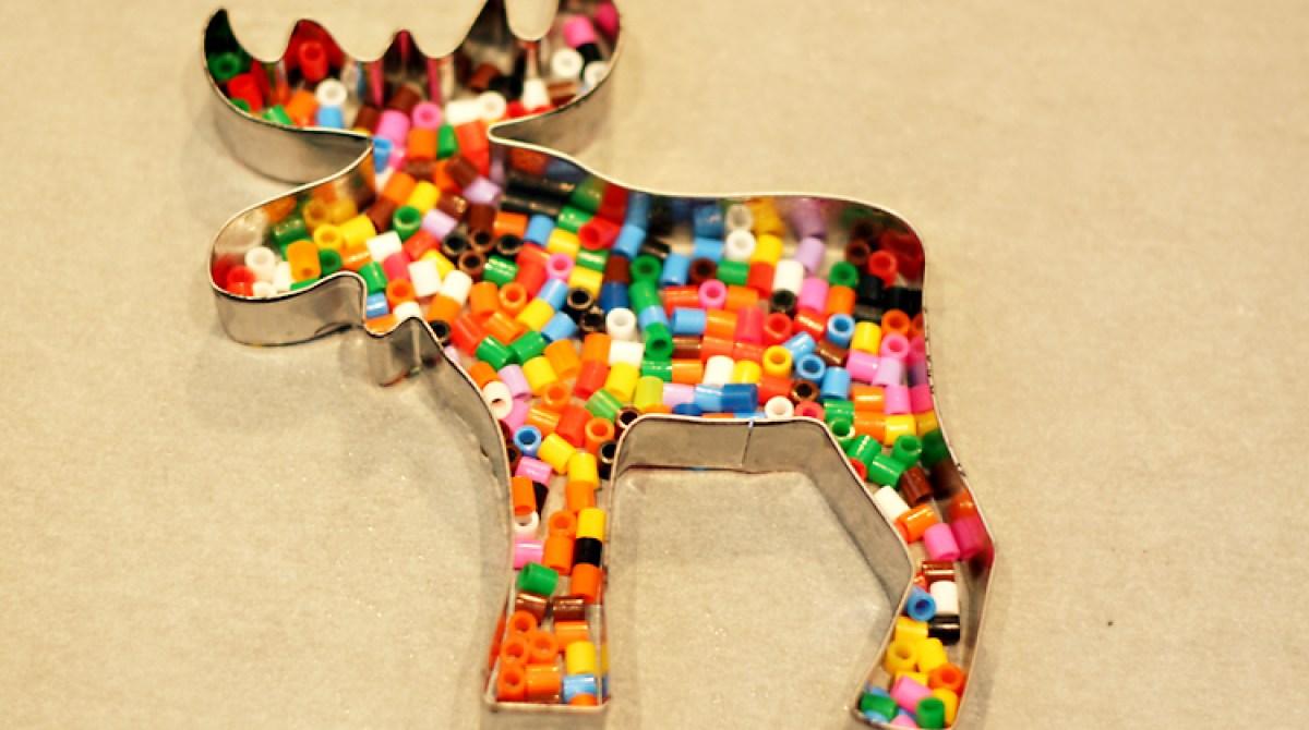 DIY Perler Beads Ornaments