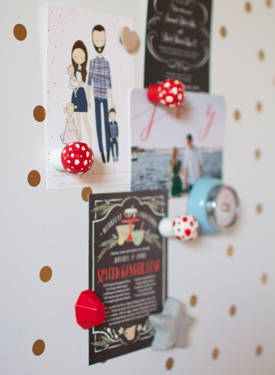 How-To: Champagne Cork Toadstool Magnets