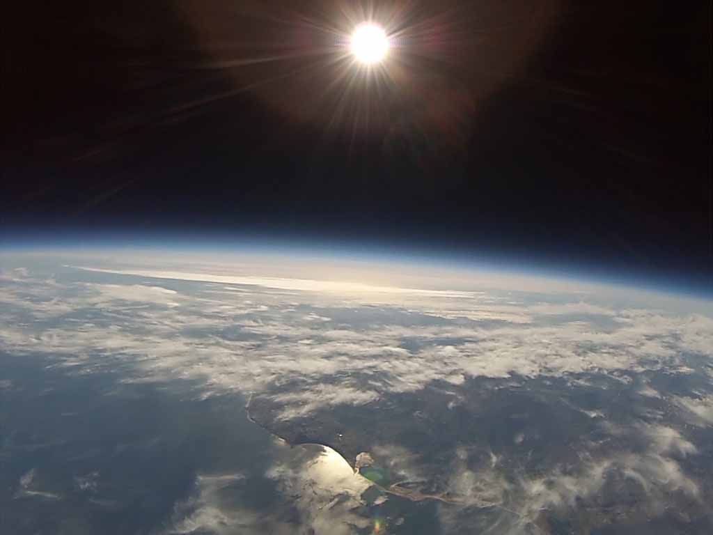 Journey To The Edge Of Space: Take The Global Space Balloon Challenge
