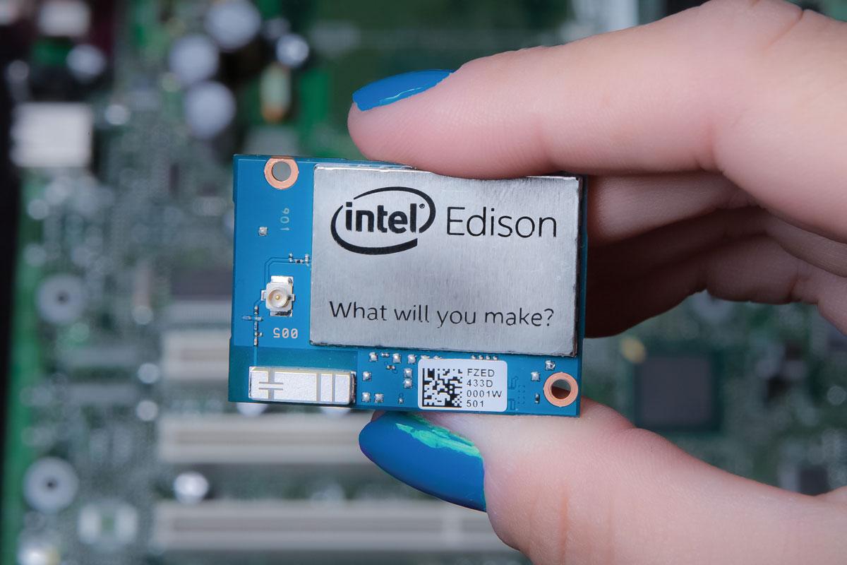 The Surprising Maker Backstory of Intel's Tiny Edison Computer