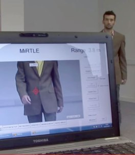 Technology to detect hidden weapons while maintaining privacy. See video below.