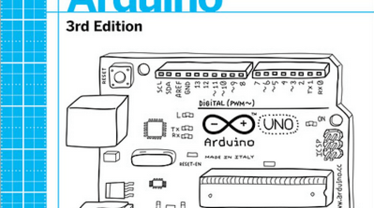 What's New: 'Getting Started with Arduino' third edition