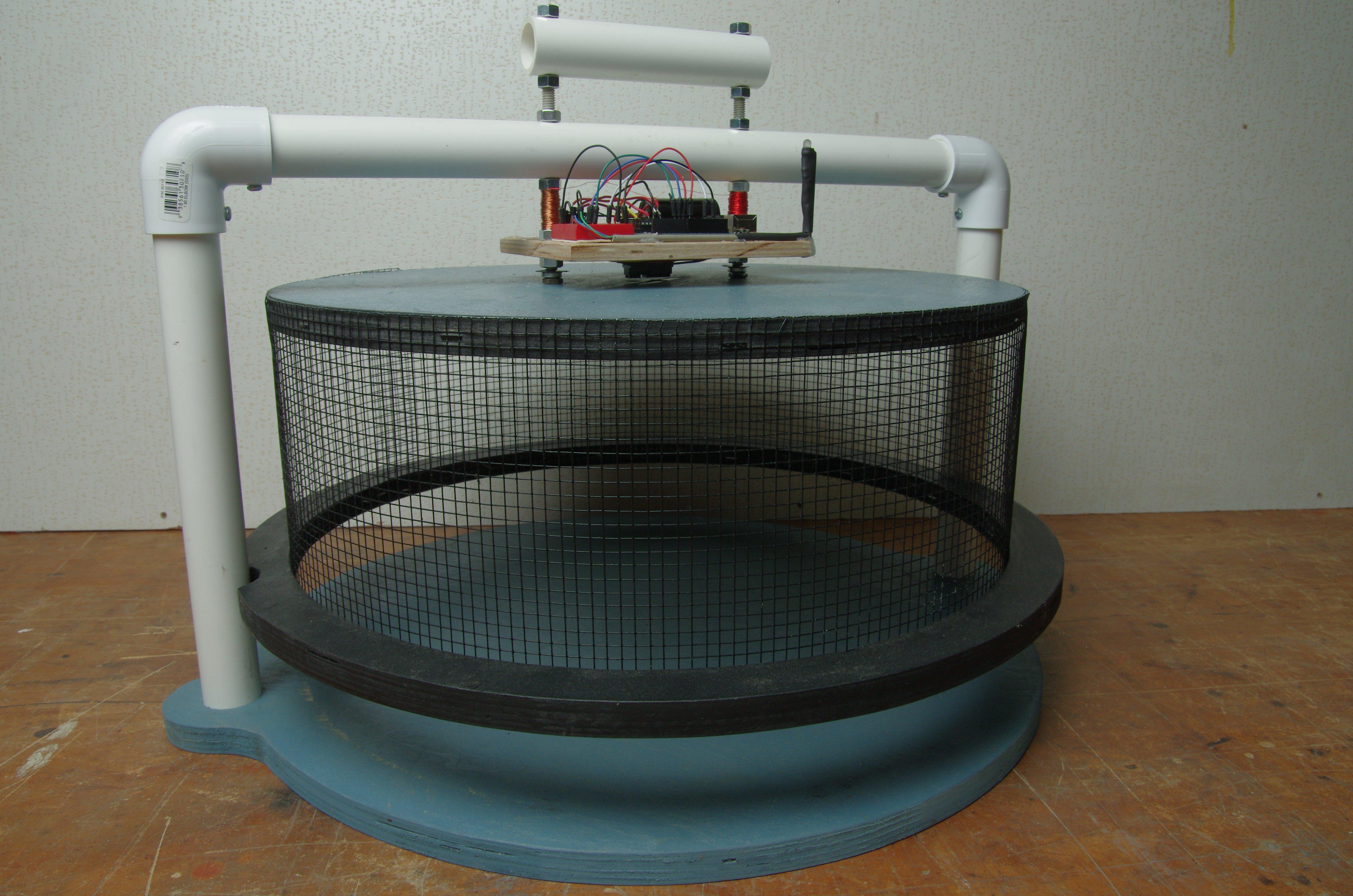 smart rat trap | make: