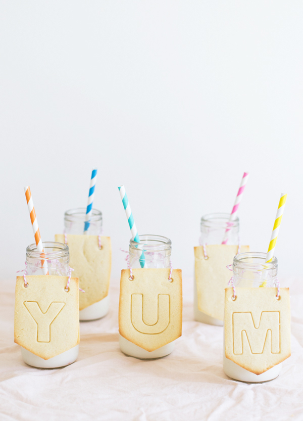 Party Fun: DIY Cookie Banners