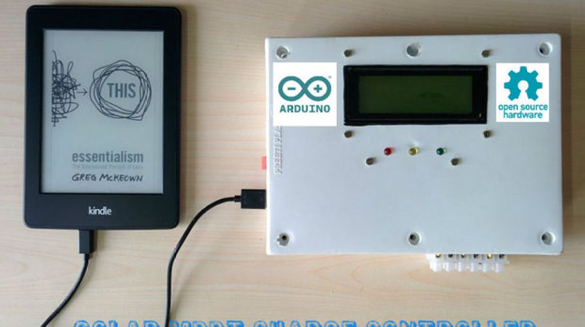 Maximize Your Solar Charging With a DIY Arduino Controller