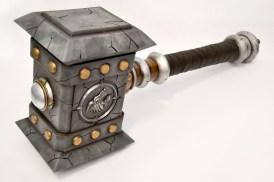 Doom Hammer by Harrison Krix