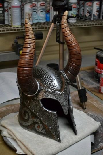 Helm of Yngol (Skyrim) by Harrison Krix