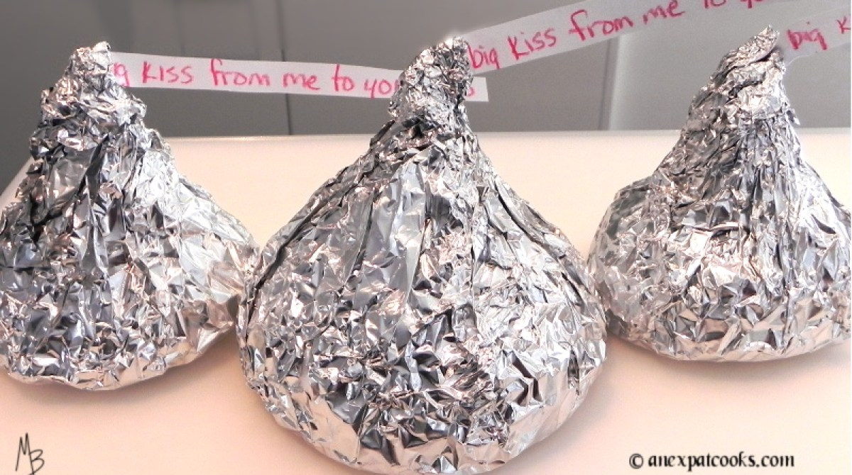 Giant Hershey's Kiss Surprise