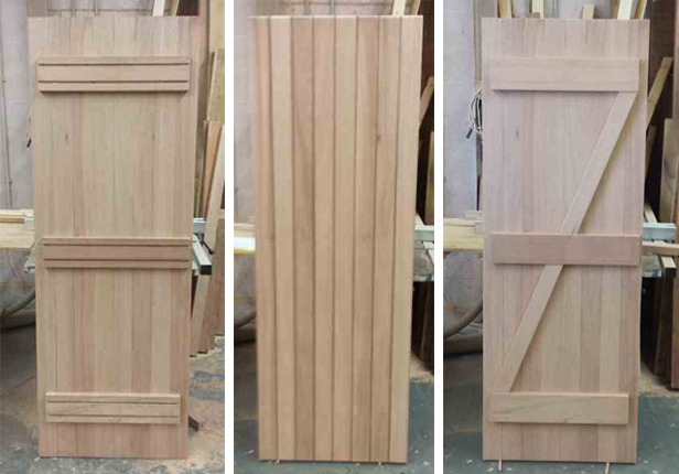 How To Make A Rustic Ledged & Braced Door | Make: