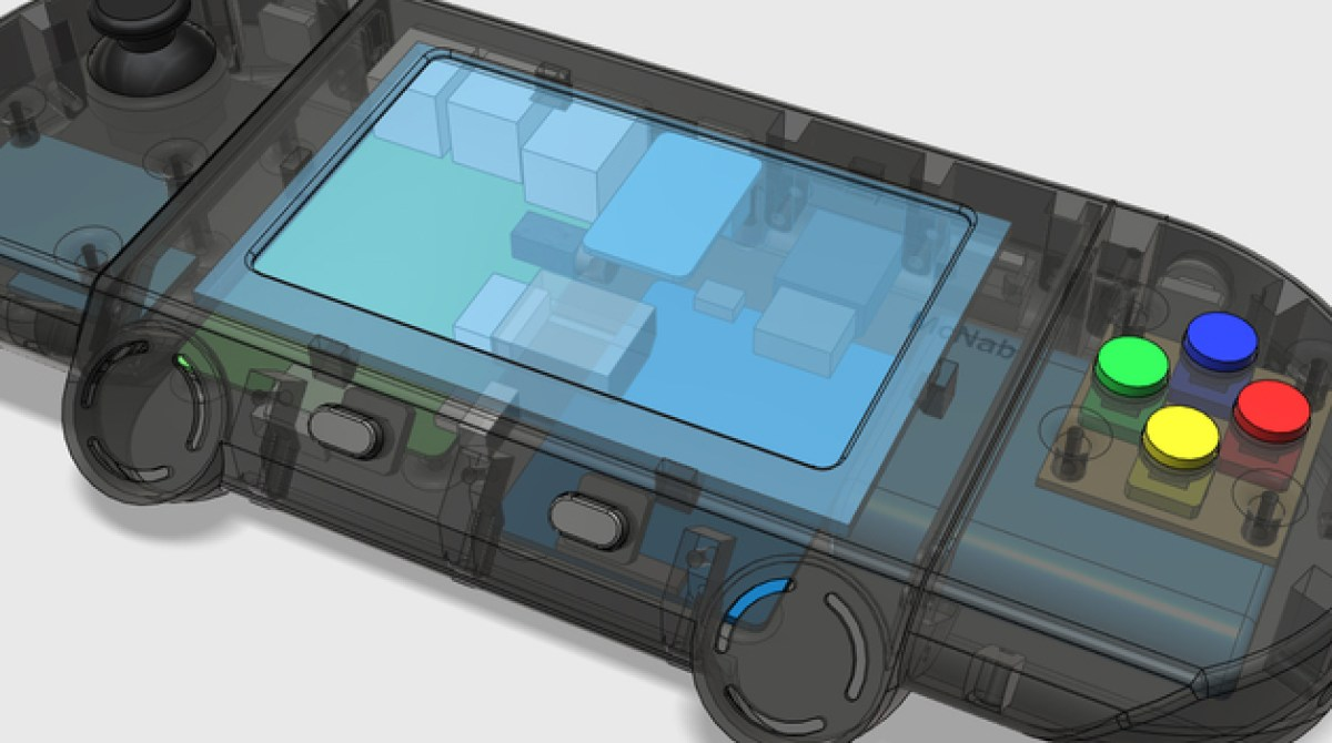 Make Your Own Playstation Portable with Raspberry Pi