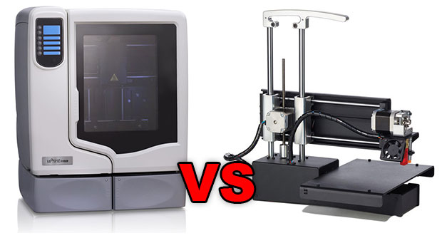 Can a 0 3D Printer Beat a ,000 Machine?
