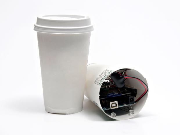 Coffee Spy Cup