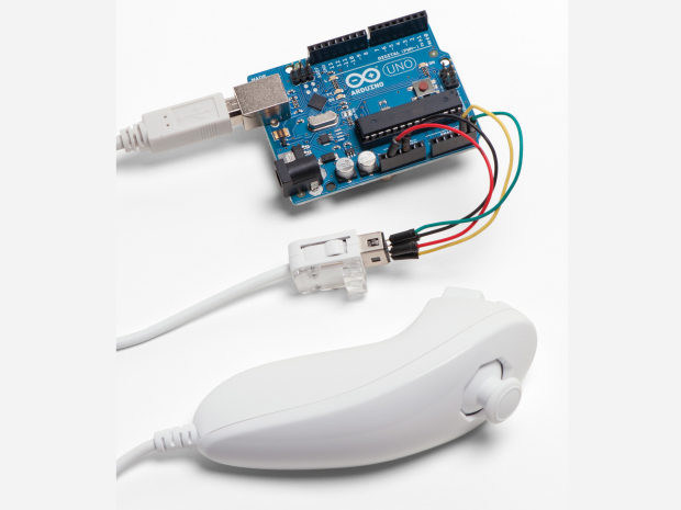 Wii Nunchuck Mouse Bring console-style motion control to your PC.