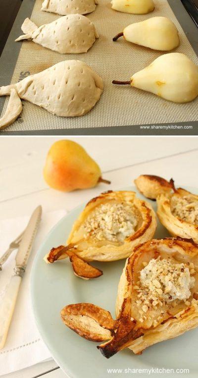 Mini-Pear-Pies