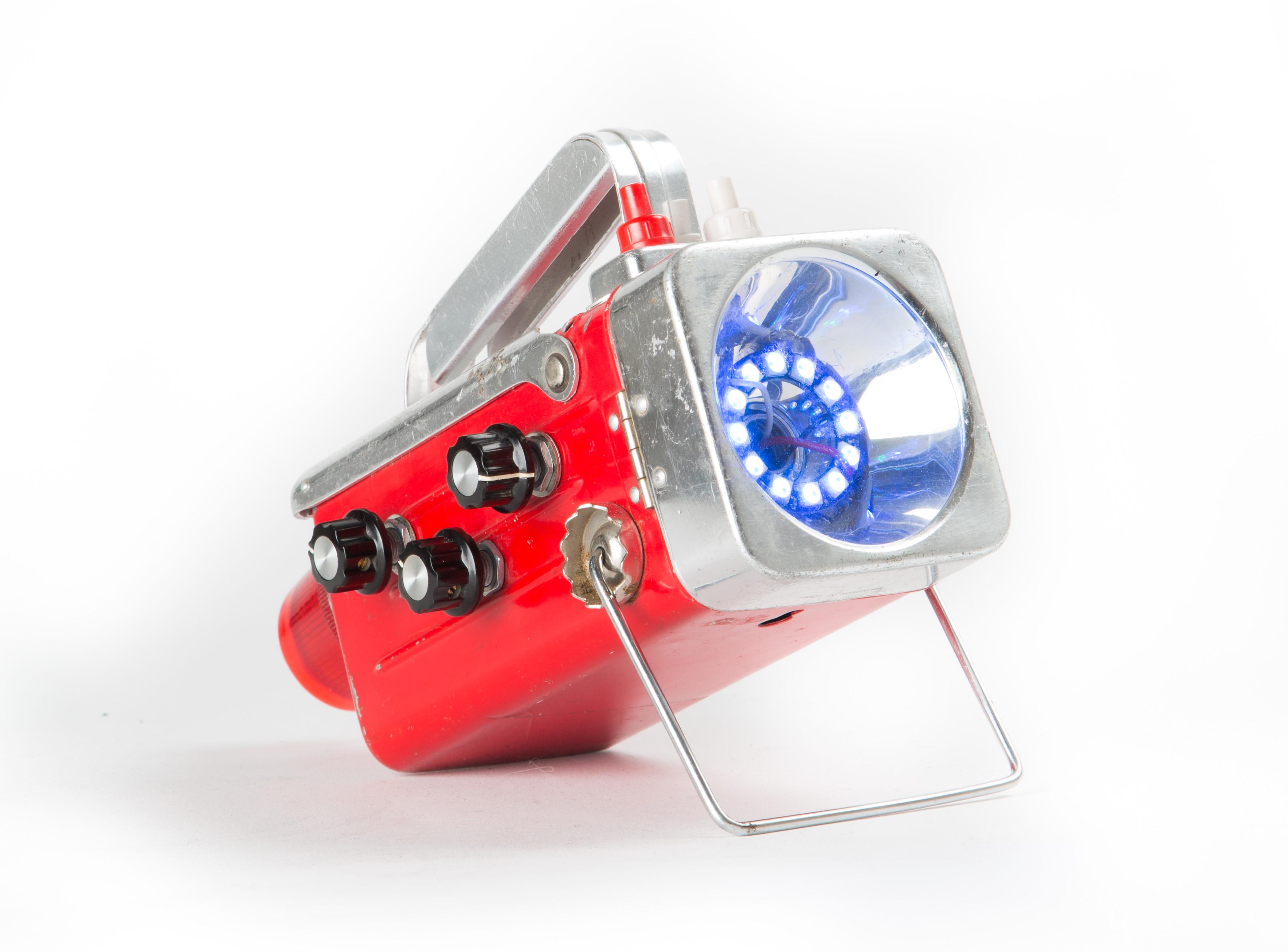 Million Color HSL Flashlight   Make: