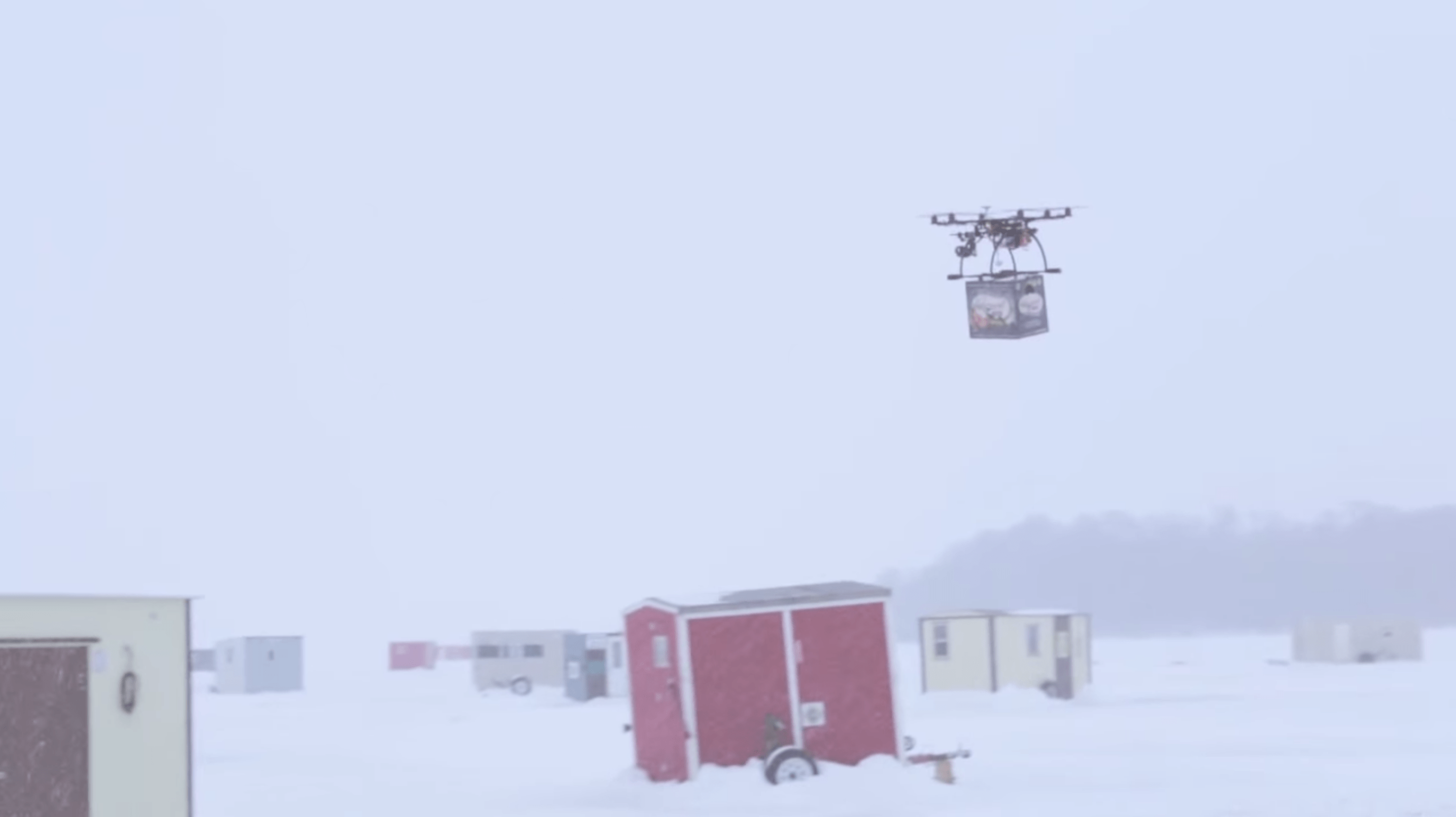 Watch Drones Delivering Everything from Beer to Defibrillators