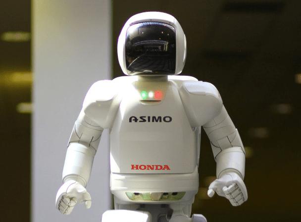 Rockstar Robots: Honda's Asimo
