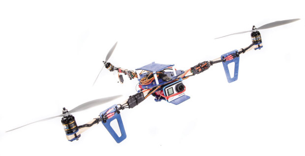 Build Your First Tricopter | Make: