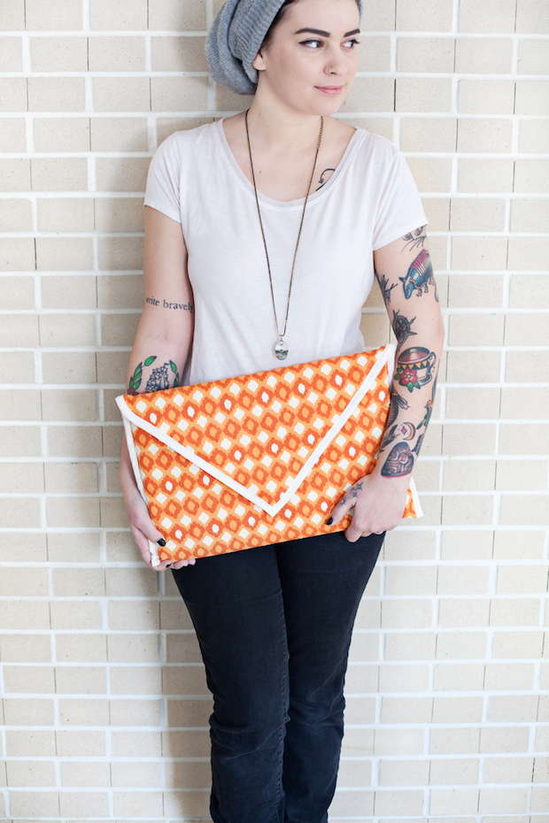 Tech Cozy: Simple Quilted Laptop Sleeve