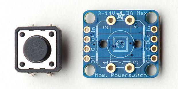 Figure 8. Power switch module.
