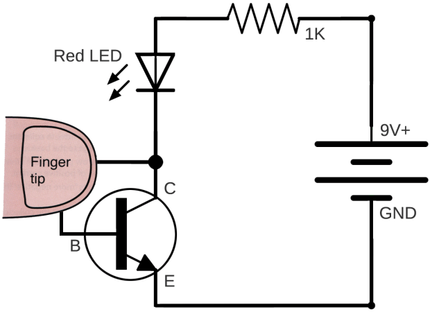 fingertip-switch-circuit