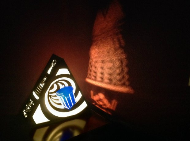 Doctor Who Themed Projector Puts Daleks On Your Walls