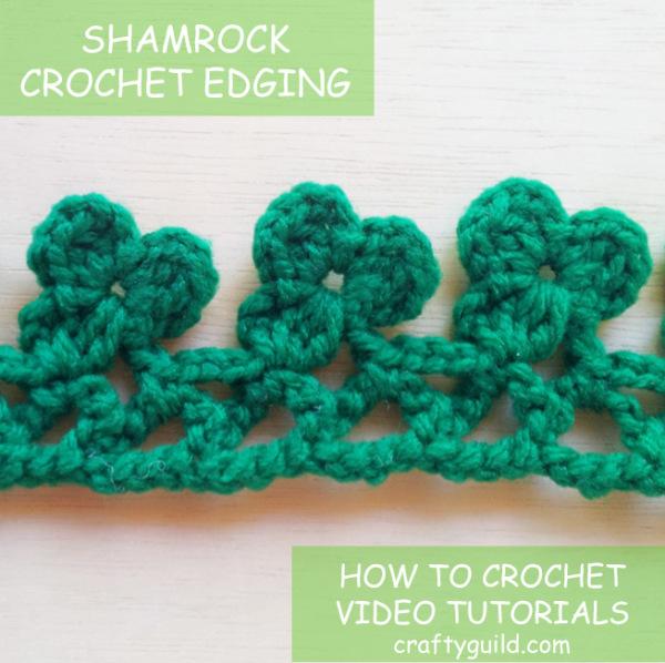 shamrock-crochet-edging