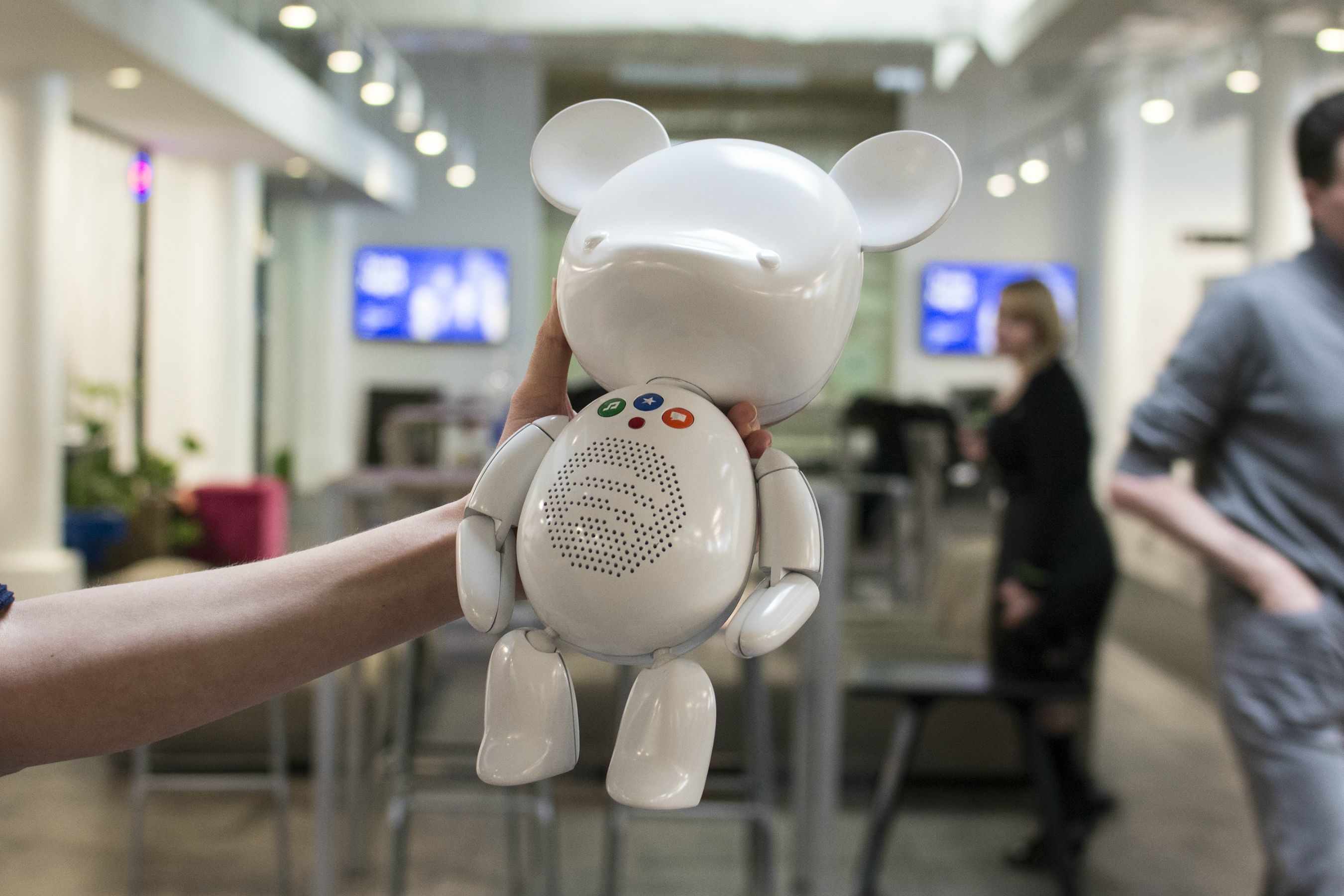 Beary Soothing: 3D-Printed Teddy Runs Spotify with a Raspberry Pi