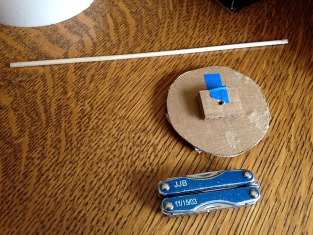 How to Make Cardboard Automata