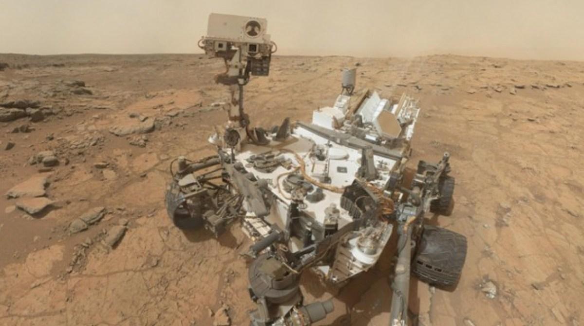 Rockstar Robots Nasa S Curiosity Mars Rover Make