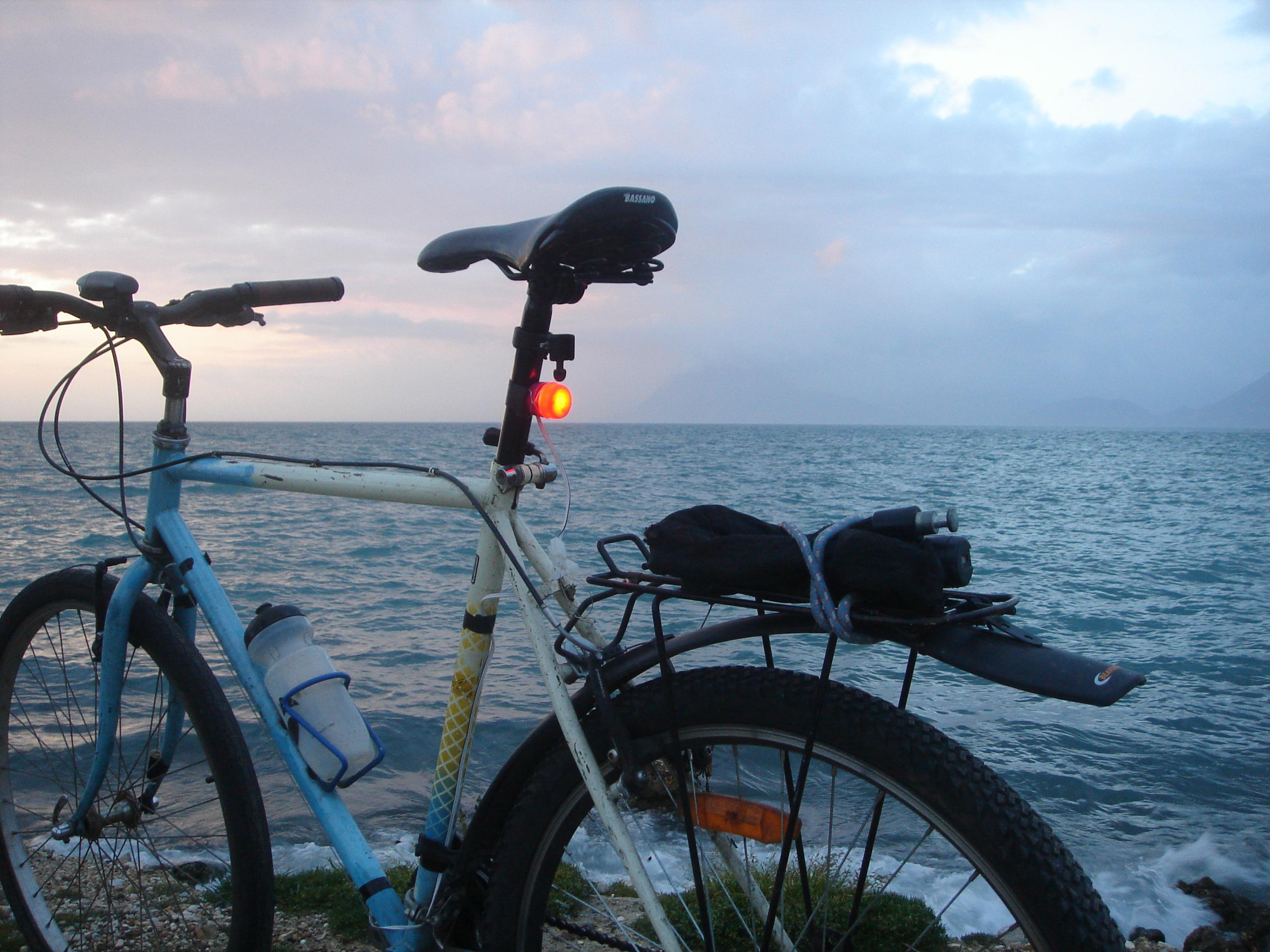 Make a Waterproof Bike Light from Soda Bottle Caps