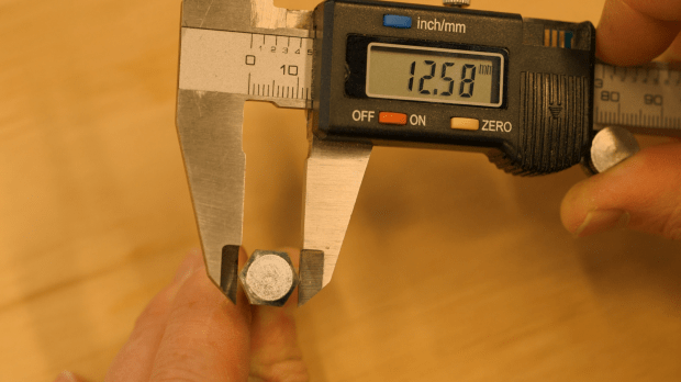 Digital Calipers are an essential tool when designing models for 3d printing.