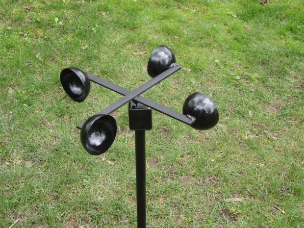 Wind-Powered Music Box