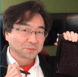 Kazu Terasaki creator of GlueMotor