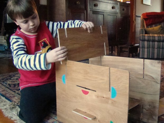 """Kids' DIY """"FUNiture"""" Kit"""