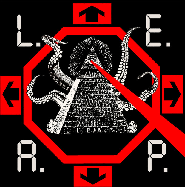 The eye of L.E.A.P. is all-seeing.