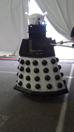 Dalek by Marin Maker Mobile.