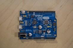 The new Arduino Zero.