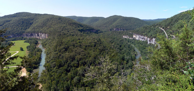 Buffalo_national_river_steel_creek_overlook